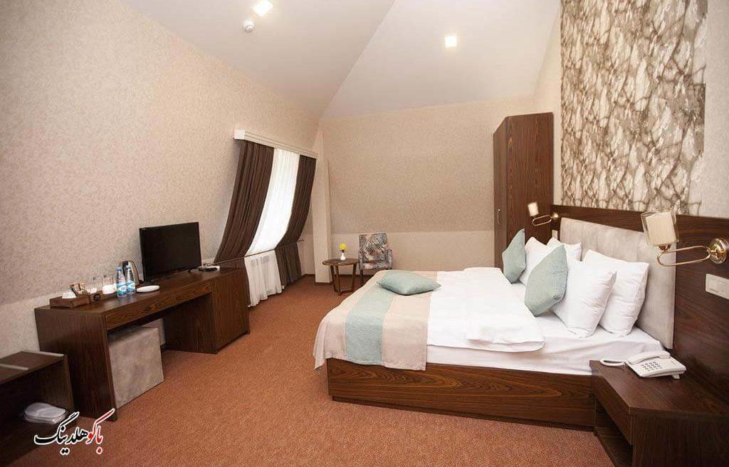 اتاق های دو تخته هتل آئوروم باکو