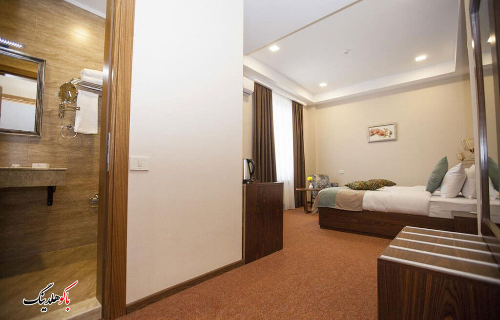 سوئیت های هتل آئوروم باکو