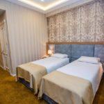 اتاق های توئین هتل میدوی باکو