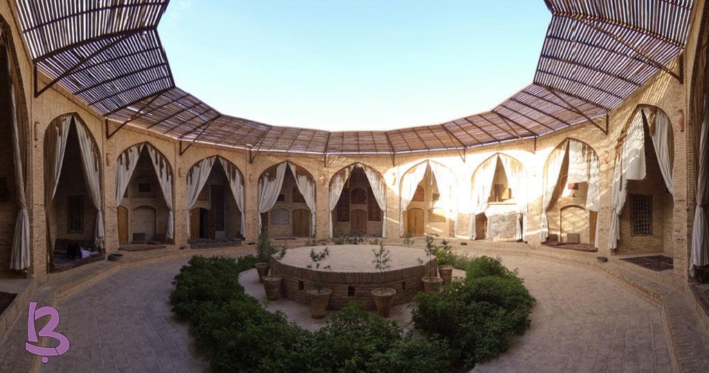 کاروانسرای شاه عباس در گنجه