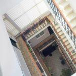 پله های هتل سیتی والز باکو