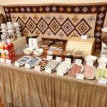 صبحانه هتل لایف هالیدی باکو
