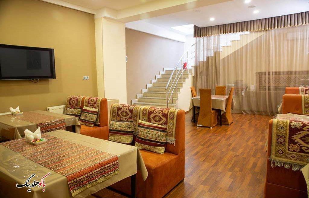 رستوران هتل لایف هالیدی باکو