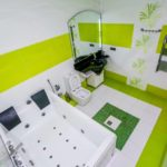 حمام در اتاق هتل اولد باکو