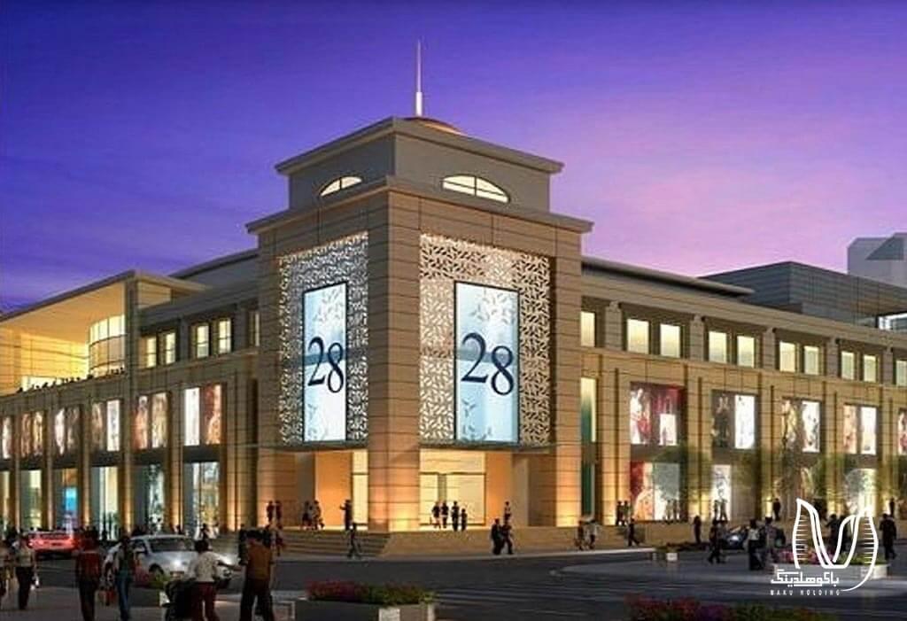 تصویری از مرکز خرید 28 مای