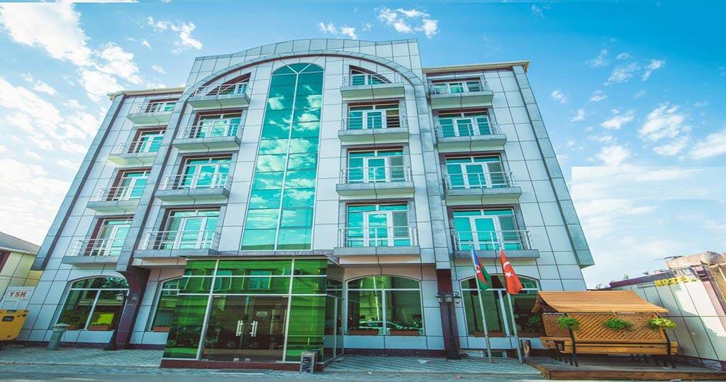 نمایی از هتل AEF باکو