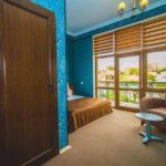 اتاق های دو نفره هتل AEF باکو