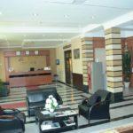 لابی هتل AEF باکو