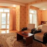سوئیت های هتل AEF باکو