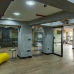 سالن ورزشی تفریحی هتل بوتیک 19 باکو
