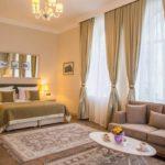 اتاق های دو تخته هتل بوتیک 19 باکو