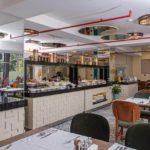 رستوران هتل بوتیک 19 باکو