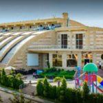 محل بازی کودکان در هتل گرین سیتی باکو