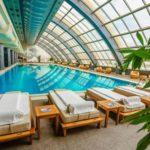 استخر درونی هتل گرین سیتی باکو