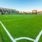 زمین فوتبال هتل گرین سیتی باکو