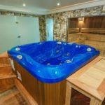سونا در هتل گرین سیتی باکو
