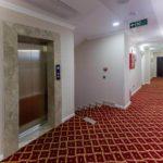 راهرو هتل منسن باکو