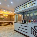 رسپشن هتل منسن باکو