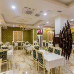 رستوران هتل منسن باکو