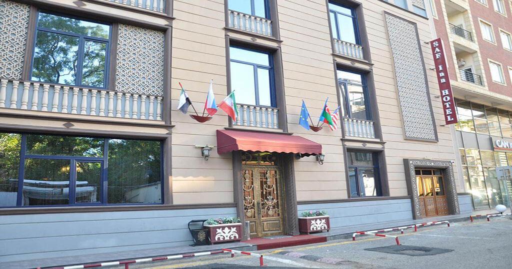 هتل میلدوم باکو