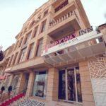 ساختمان هتل پارک وی این باکو