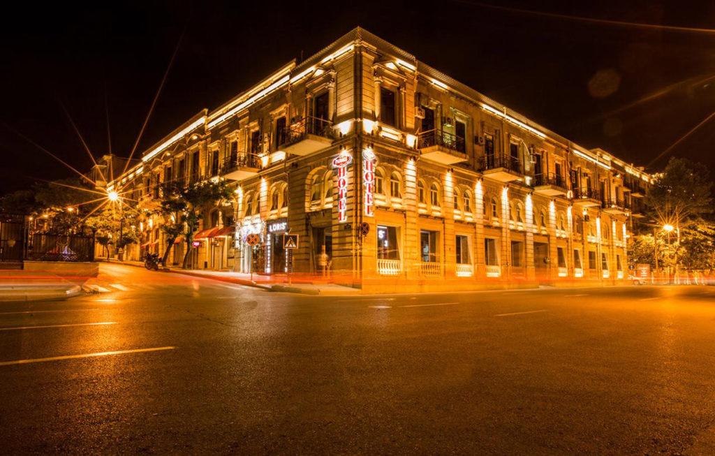 هتل پاساژ بوتیک باکو