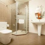 حمام و سرویس بهداشتی در هتل پاساژ بوتیک باکو