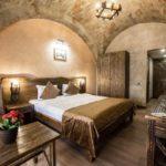 اتاق های دابل هتل پاساژ بوتیک باکو