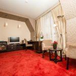 سوئیت های هتل پاساژ بوتیک باکو