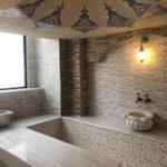 حمام ترکی هتل پاساژ بوتیک باکو