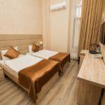 اتاق های توئین هتل پاساژ بوتیک باکو