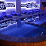 استخر سرپوشیده هتل لندمارک باکو