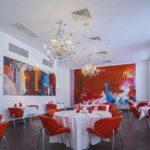 رستوران هتل لندمارک باکو