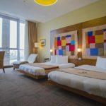 اتاق های تریپل هتل لندمارک باکو
