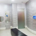 رختکن هتل پارک وی این باکو