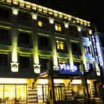 تصویری از ساختمان هتل پیانو باکو
