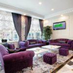 لابی هتل رامادا بیچ باکو