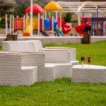 زمینی بازی کودکان در هتل رامادا بیچ باکو