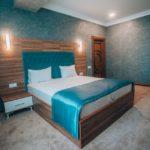 اتاق های دابل هتل رویال سافیر باکو