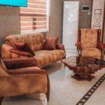 لابی هتل رویال سافیر باکو