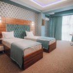اتاق های توئین هتل رویال سافیر باکو