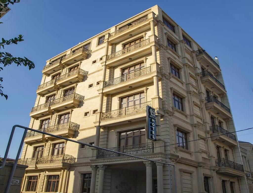 تصویری از هتل آستولا باکو