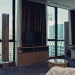 داخل اتاق هتل چیراغ پلازا