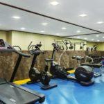 سالن ورزشی هتل دیز باکو