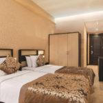 اتاق توئین هتل دیز باکو