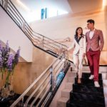 پله های هتل دینامو باکو