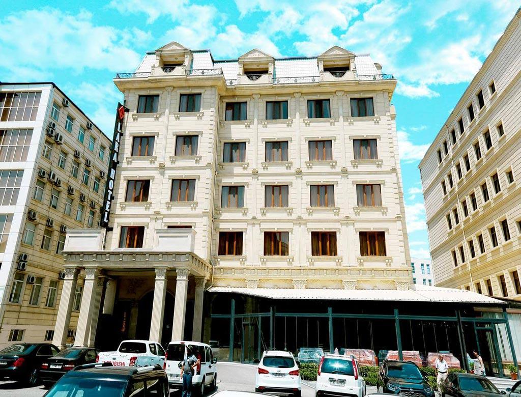 تصویری از هتل لارا اسپا باکو