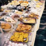 صبحانه در هتل لارا اسپا باکو