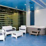 اسپا و جکوزی در هتل لارا اسپا باکو