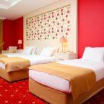 اتاق سه تخته در هتل لارا اسپا باکو